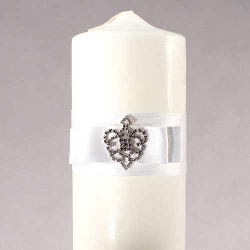 Beverly Clark The Crowned Jewel Unity Candle